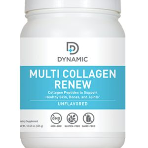 Dallas Dynamic Multi Collagen Renew supplement