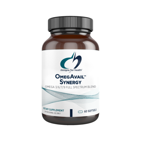Dallas Omega 3 fish oil supplement