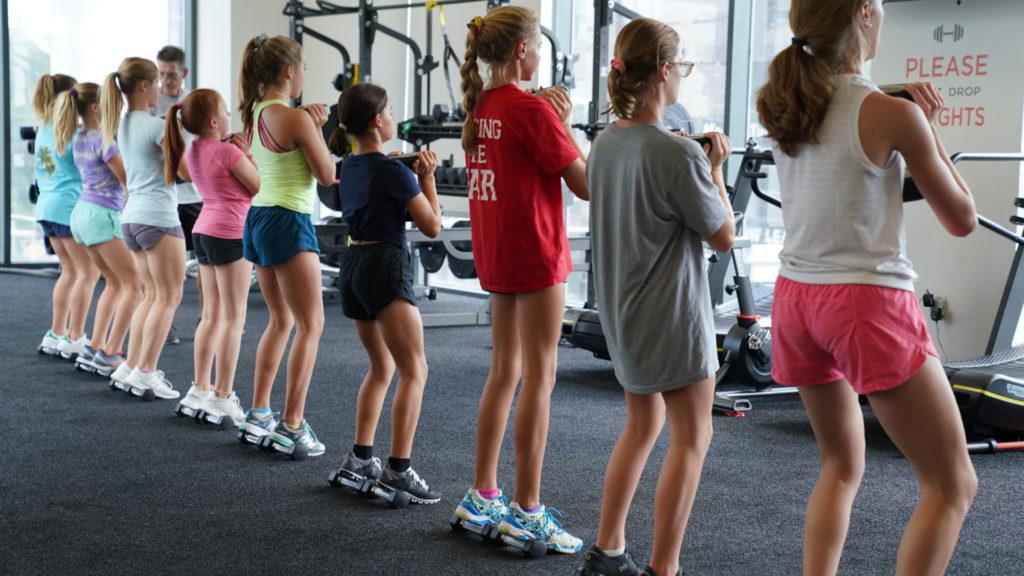 youth training dallas