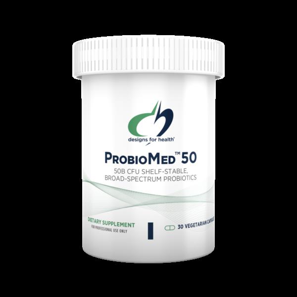 Dallas Probiotic supplement